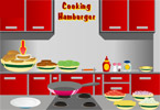 Cooking a Hamburger title=