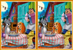 Lady and the Tramp - Spot the Difference