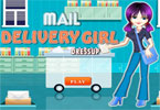 Mail Delivery Girl Dressup