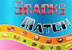 Snacks Match