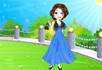 Girl at Leisure Dress Up