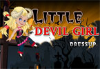 Little Devil Girl Dressup