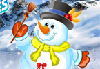 Snowman Dress Up title=