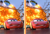 Cars 2 Spot the Difference