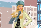 Winter Beauty Dress Up