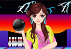 Bowling Girl Dress Up