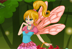 Mysterious Forest Fairy