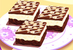 Chocolate Cream Bars
