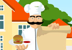 Fast Burger Make