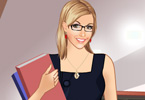 Library Girl Dressup