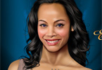 Zoe Saldana Celebrity Makeover