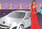 Glamour Car Hostess