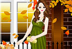 Autumn Party Dress Up