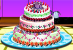 Barbie Cake Deco