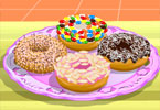 Donuts Game