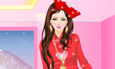 Doll Style Dress Up