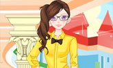 Nerdy Girl Dress Up