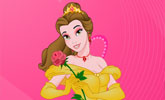 Beautiful Princess Belle
