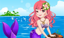 Cute Mermaid Makeover