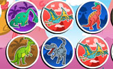 Dinosaur Memory Game