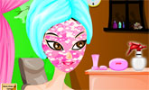 Princess Facial Makeover