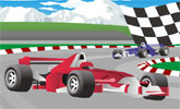 Formula One Car Racing