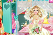 Doll Wedding Room