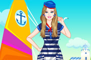 Navy Style Dress Up