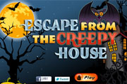 Escape From Creepy House