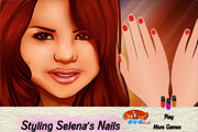 Styling Selenas Nails
