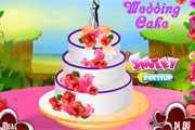The Wedding Cake Deco