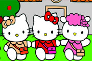Kitty And Friends
