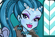 Abbey Bominable Icy Makeover