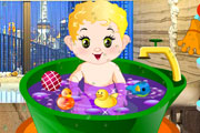 Daily Baby Bath title=