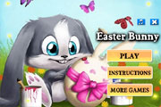 Easter Bunny Puzzle title=