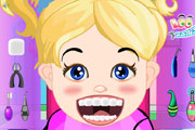 Baby Girl Dental Care