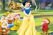 3D Princess Jigsaw Puzzle