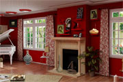 Interiors Hidden Objects