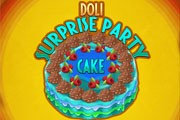 Doli Surprise Party Cake