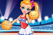 Cheerleader Beauty Salon
