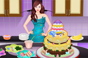 Girl On Easter