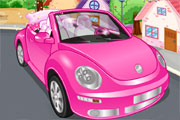 Clean My New Pink Car 3