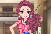 Fashion Dressup And Makeover