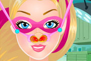 Barbie Superhero Nose Care