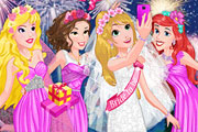 Princess Bridal Shower