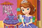 Cooking Princess Cake