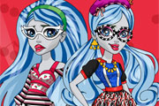 Ghoulia Geek To Chic
