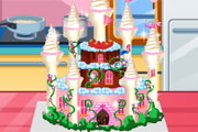 Princess Castle Cake 4