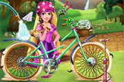 Girls Fix It Princess Bicycle