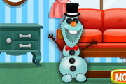 Stuffed Snowman Shop